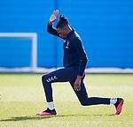 03.03.2020 Rangers training: Joe Aribo