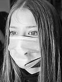 """Warsaw 13.03.2021 Poland<br /> Performative demonstration """"Abortion is Ours"""" in Torun city. It's another day of protests on the Polish streets after new publication by the Constitutional Court in Poland making abortion in case of severely damaged foetus illegal.<br /> © Photo: Adam Lach<br /> <br /> Wiec performatywny """"Aborcja jest nasza"""". To juz kolejny miesiac protestow na warszawskich ulicach w zwiazku z uchwala Trybunalu Konstytucyjnego, ktora zdelegalizowała aborcje w przypadku ciezko uszkodzonego plodu. <br /> © Photo: Adam Lach"""