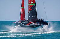 2021 Prada Cup Sailing RR1 Jan 15th