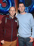 Jason Kerr & Karl O'Reilly 30th