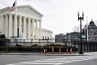 JAN 19 US Capitol Security Days Before The 2021 Presidential Inauguration