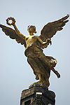 One of the most representative symbols of México City and the whole country, the Angel of Independence stands majestically in Paseo de la Reforma. <br />