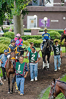 Access to Charlie before The Obeah Stakes (gr 3) at Delaware Park on 6/15/13