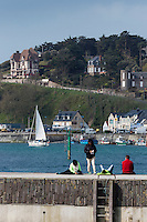 Europe/France/Normandie/Basse-Normandie/50/Manche/Barneville-Carteret : Port de Carteret // Europe/France/Normandie/Basse-Normandie/50/Manche/Barneville-Carteret:  Port of Carteret