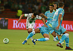 Jaguares venció 1-2 a Atlético Nacional. Fecha 3 Liga BetPlay I-2020.