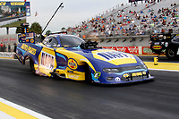 27th September 2020, Gainsville, Florida, USA;  Funny Car driver Ron Capps (28) NAPA Auto Parts during the 51st annual Amalie Motor Oil NHRA Gatornationals