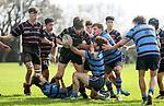 Kings College - 1R Rugby v Sacred Heart, 19 June 2021