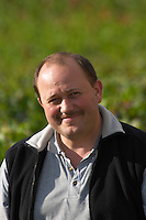 Philippe Protheau owner domaine protheau mercurey burgundy france