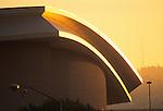 Rose Garden Arena Architectural Detail