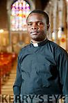 Father Amos Ruto  (Kenya) in St. John's Church, Tralee.