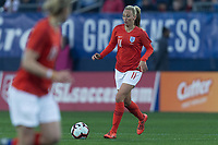 Nashville, Tenn. - Saturday March 02, 2019: The women's national teams of the United States (USA) and England (ENG) play in a 2019 SheBelieves Cup match at Nissan Stadium.