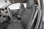 Front seat view of 2017 Chevrolet Traverse LS-FWD 5 Door SUV Front Seat  car photos