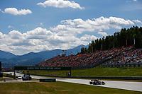 July 3rd 2021; F1 Grand Prix of Austria, qualifying sessions;   77 Valtteri Bottas FIN, Mercedes-AMG Petronas F1 Team, F1 Grand Prix of Austria at Red Bull Ring