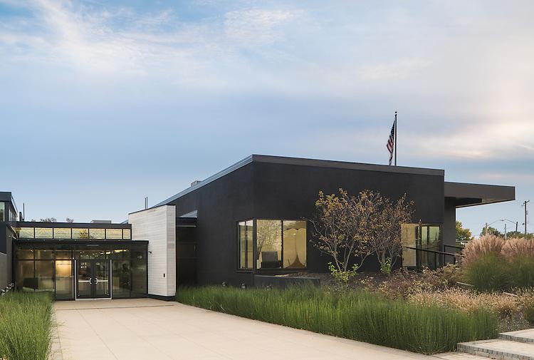 Priority Designs Exteriors | WSA Studios