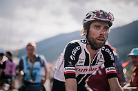 Laurens ten Dam (NED/Sunweb) rolling in at the finish<br /> <br /> Stage 10: Annecy > Le Grand-Bornand (159km)<br /> <br /> 105th Tour de France 2018<br /> ©kramon
