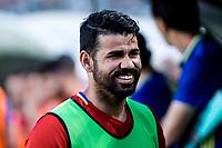 Diego Costa os Spain during the friendly match between Spain and Colombia at Nueva Condomina Stadium in Murcia, jun 07, 2017. Spain. (ALTERPHOTOS/Rodrigo Jimenez) (NortePhoto.com) (NortePhoto.com)