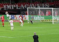 São Paulo (SP), 08/06/2021 - São Paulo-4 de Julho - Partida entre São Paulo e 4 de Julho válida pela Copa do Brasil na noite desta terça-feira (08) no estádio do Morumbi em São Paulo.
