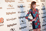 Model Nieves Alvarez attends the 2013 Rolling Stone Awards ceremony photocell at Kapital theater in Madrid, Spain. November 28, 2013. (ALTERPHOTOS/Victor Blanco)