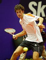 17-12-06,Rotterdam, Tennis Masters 2006, Robin Haase
