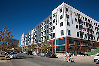 The burgeoning East 6th Street corridor offers a new luxury mixed-use multi-family housing and retail developments that capture the flavor of old East Austin, with a modern twist.