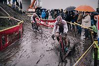 Tom Meeusen (BEL/Corendon-Circus)<br /> <br /> Superprestige cyclocross Hoogstraten 2019 (BEL)<br /> Elite Men's Race<br /> <br /> ©kramon
