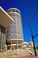 The Salt Palace Convention Center, Salt Lake City, Utah