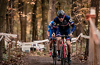 Steve Chainel (FRA)<br /> <br /> UEC Cyclocross European Championships 2020 - 's-Hertogenbosch (NED)<br /> <br /> Elite MEN<br /> <br /> ©kramon