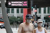 19.04.2020 - Coronavírus av Paulista em SP