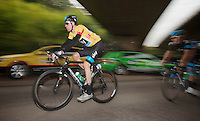 race leader Bradley Wiggins (GBR)<br /> <br /> 2013 Tour of Britain<br /> stage 6: Sidmouth to Haytor (Dartmorr): 137km