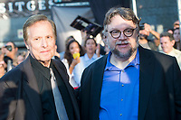 "American director William Friedkin and mexican director Guillermo del Toro attends to red carpet before the projection of film 'The Shape of Water"" during Sitges Film Festival in Barcelona, Spain October 05, 2017. (ALTERPHOTOS/Borja B.Hojas) /NortePhoto.com /NortePhoto.com"