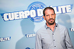 "Director of the film, Joaquin Mazon during the presentation of the spanisn film ""Cuerpo de Elite"" in Madrid. August 24. 2016. (ALTERPHOTOS/Borja B.Hojas)"