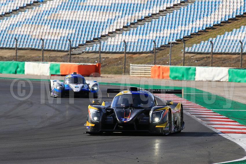 #12 TEAM VIRAGE (POL) LIGIER JS P320 - NISSAN ALESSANDRO GHIRETTI (FRA) MIGUEL CRISTOVAO (PRT)