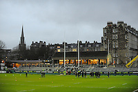 General view of the ground before LV= Cup semi final match between Bath Rugby and Leicester Tigers at The Recreation Ground, Bath (Photo by Rob Munro, Fotosports International)