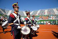 6-3-09,Argentina, Buenos Aires, Daviscup  Argentina-Netherlands, JOfficiele opening