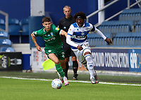 Eberechi Eze of Queens Park Rangers during Queens Park Rangers vs Sheffield Wednesday, Sky Bet EFL Championship Football at Loftus Road Stadium on 11th July 2020