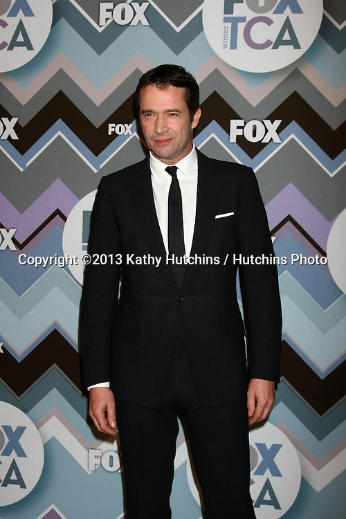 LOS ANGELES - JAN 8:  James Purefoy attends the FOX TV 2013 TCA Winter Press Tour at Langham Huntington Hotel on January 8, 2013 in Pasadena, CA