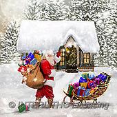 Isabella, NAPKINS, SERVIETTEN, SERVILLETAS, Christmas Santa, Snowman, Weihnachtsmänner, Schneemänner, Papá Noel, muñecos de nieve, paintings+++++,ITKE533311-S-L,#sv#,#x#