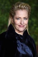 """Gillian Anderson<br /> arriving for """"The Crown"""" series 3 premiere at the Curzon Mayfair, London.<br /> <br /> ©Ash Knotek  D3533 13/11/2019"""