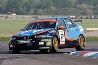 Round 10 of the 2007 British Touring Car Championship. #29 Paul O'Neill (GBR). Motorbase Performance. SEAT Toledo Cupra.