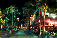 Van Dyke Cafe, Lincoln Road, part of South Beach<br />