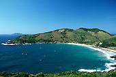 Buzios, Brazil. Azeda Beach.