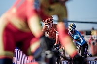 Shirin Van Anrooij (NED)<br /> <br /> Women U23 race.<br /> <br /> UCI 2019 Cyclocross World Championships<br /> Bogense / Denmark<br /> <br /> <br /> ©kramon