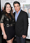 Peter Gallagher and Kathryn Gallagher<br /> <br />  at Roadside Attractions L.A. Premiere of Thanks for Sharing held at The Arclight  in Hollywood, California on September 16,2013                                                                   Copyright 2013 Hollywood Press Agency
