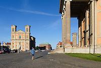 Kirchen am Stortorget in Karlskrona, Provinz Blekinge, Schweden, Europa, UNESCO-Weltkulturerbe<br />  Churches at Stortorget in Karlskrona, Province Blekinge, Sweden