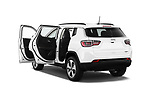 Car images of 2017 JEEP Compass Latitude 5 Door SUV Doors