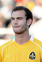 Zach Bauer...AC St Louis were defeated 1-2 by Austin Aztek in their inaugural home game in front of 5,695 fans at Anheuser-Busch Soccer Park, Fenton, Missouri.