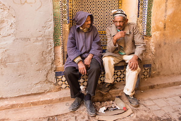 Solving the world's problems, Morocco, 2013