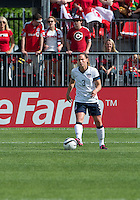 02 June 2013: U.S Women's National Soccer Team defender Christiie Rampone #3 in action during an International Friendly soccer match between the U.S. Women's National Soccer Team and the Canadian Women's National Soccer Team at BMO Field in Toronto, Ontario.<br /> The U.S. Women's National Team Won 3-0.