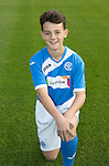 St Johnstone Academy Under 15's…2016-17<br />Thomas Penker<br />Picture by Graeme Hart.<br />Copyright Perthshire Picture Agency<br />Tel: 01738 623350  Mobile: 07990 594431