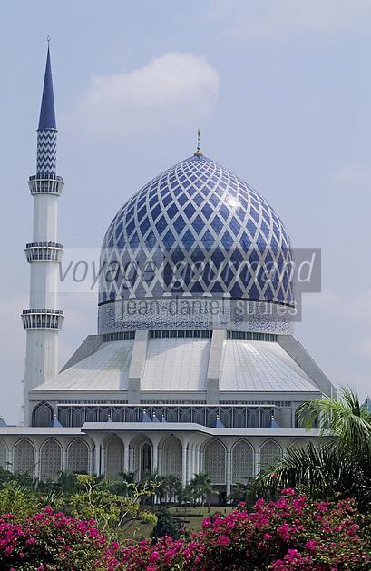 Asie/Malaisie/Kuala Lumpur: Mosquée du Sultan Azis Shah Allam